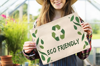 Become more eco-friendly