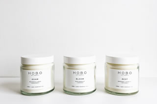 Hobo Soy Candles