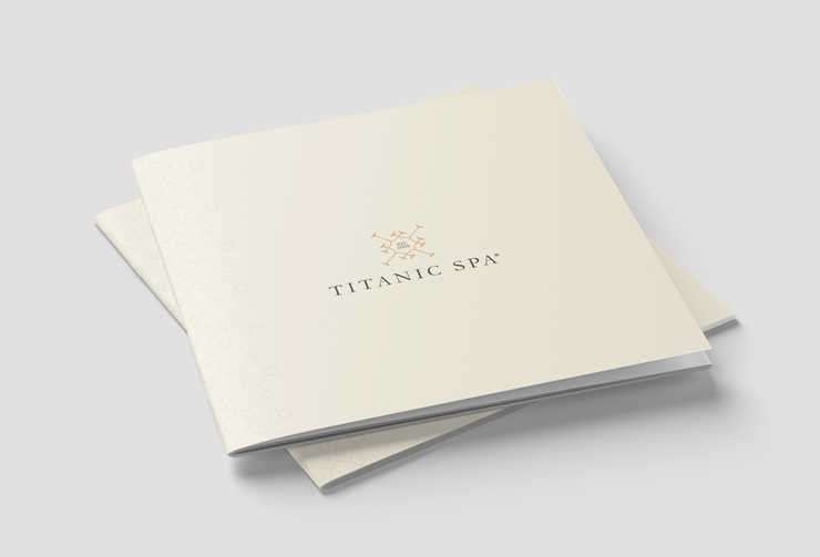 Titanic Spa brochure