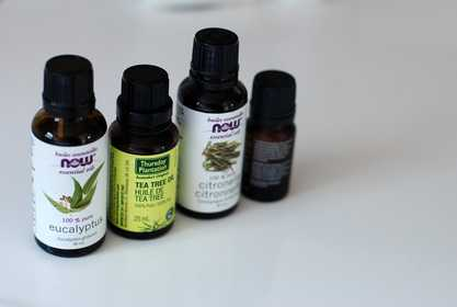Tea tree oil as natural ingredients for skin