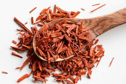 Sandalwood for natural skin care
